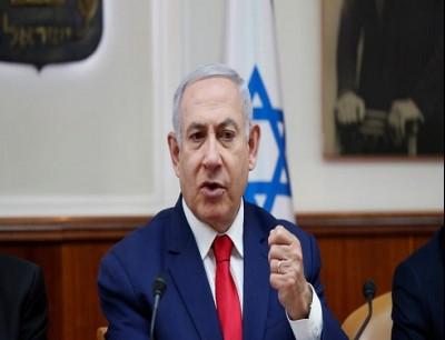 رئيس وزراء الاحتلال الاسرائيلي بنيامين نتنياهو