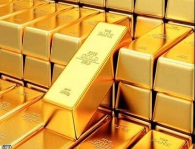 ارتفاع أسعار الذهب بعد انخفاض سجلته الجلسة السابقة