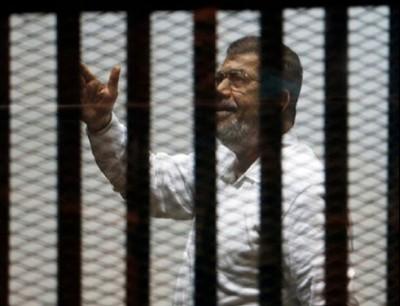 الرئيس الأسبق المتوفي محمد مرسي