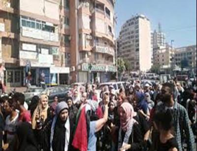 احتجاجات الفلسطينين في لبنان