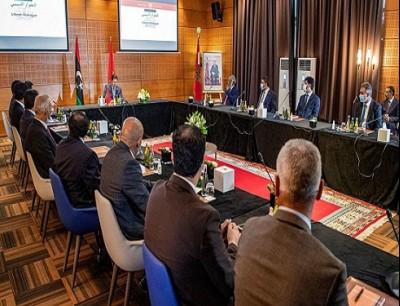 مفاوضات ليبية سابقة