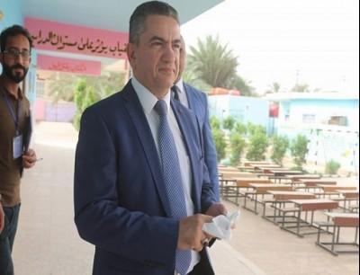 القوى العراقية كان قد أعلن سابقا دعمه للزرفي- صفحة الزرفي على فيسبوك