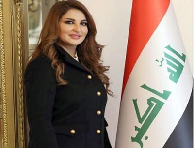 الفنانة العراقية شذى حسون
