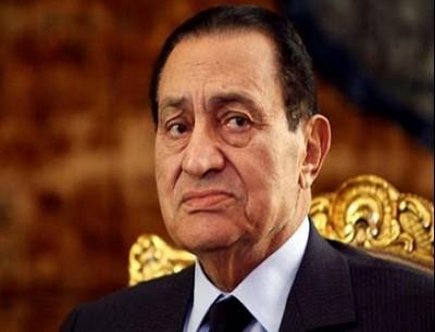 الراحل حسني مبارك