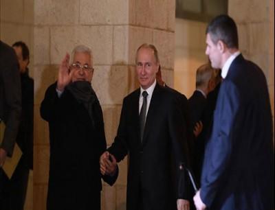 عباس و بوتين
