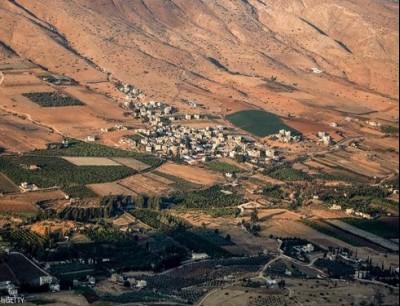 غور الأردن بالضفة الغربية