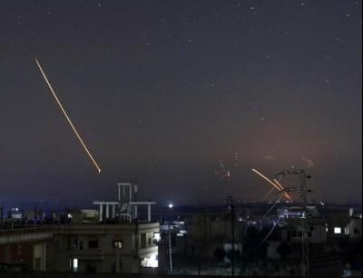غارة إسرائيلية على سوريا
