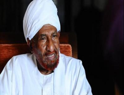 زعيم حزب الأمة القومي السوداني
