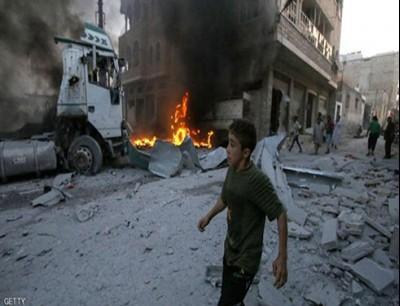 المعارك مستمرة في إدلب منذ عدة شهور