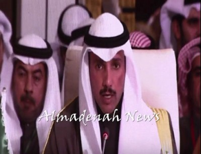 رئيس مجلس الأمة الكويتي مرزوق الغانم - ارشيف المدينة نيوز