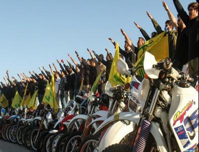 عناصر من حزب الله جنوب لبنان