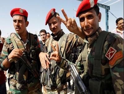 جنود سوريون - أرشيف