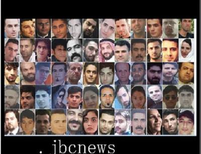 بعض  صور قتلى الاحتجاجات في ايران