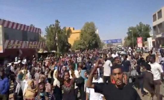مقتل ثلاثة متظاهرين سودانيين خلال احتجاجات في أم درمان