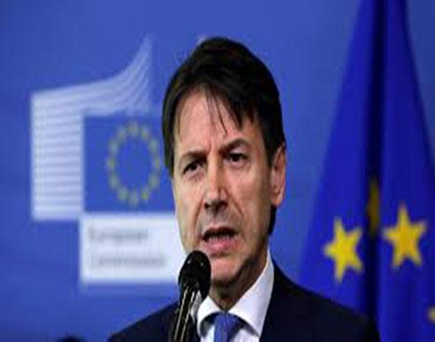 رئيس وزراء إيطاليا: لا حل عسكريا للأزمة في ليبيا