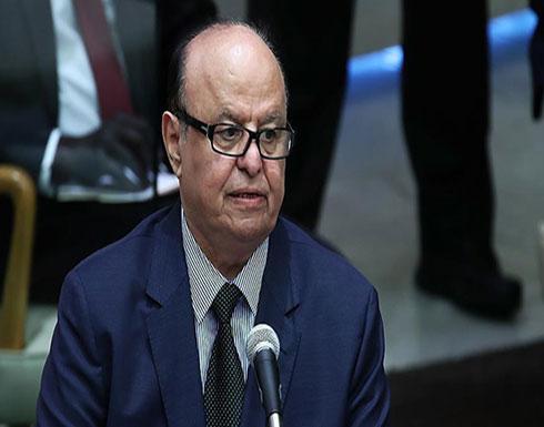 الرئيس اليمني يعين قائدا جديدا للمنطقة العسكرية السابعة