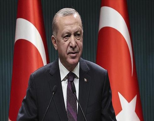 أردوغان: الأحداث الأخيرة بأمريكا وأوروبا أظهرت ازدواجية المعايير ضدنا