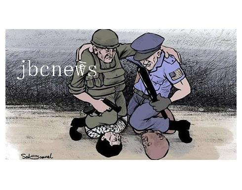 حملة دولية : سواء كنت فلسطينيا او زنجيا فأنت مهدد بالموت