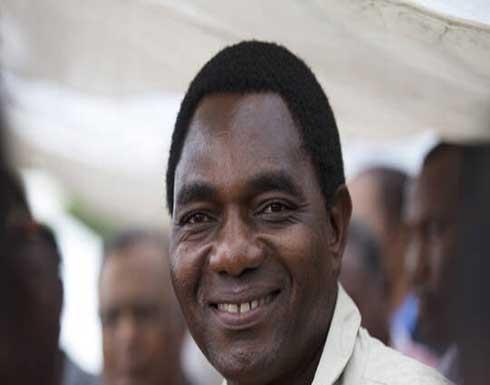 بفارق مليون صوت.. هاكايندي هيشيليما يفوز برئاسة زامبيا
