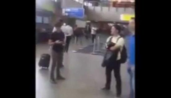 فيديو. اللحظات الاخيرة لفريق شابيكوينسي البرازيلي قبل سقوط طائرته وتحطمها