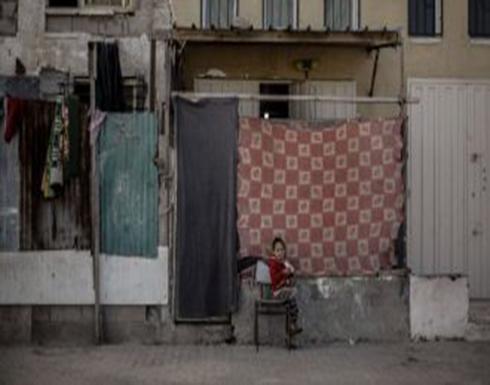 الأوضاع الاقتصادية الصعبة تحرم الفلسطينيين من الاحتفال بالعام الجديد