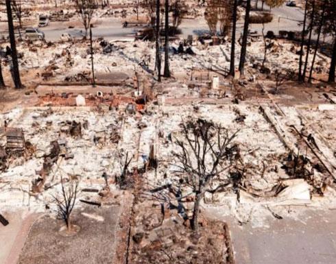23 قتيلا ومئات المفقودين بحرائق كاليفورنيا