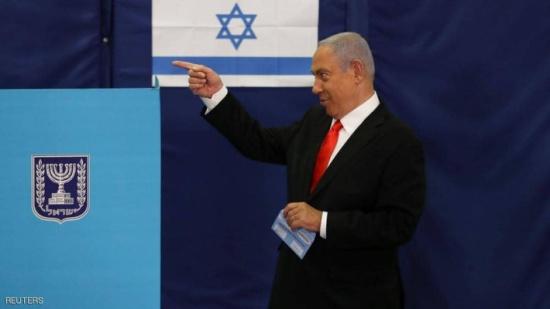"""نتانياهو: الانتخابات الإسرائيلية """"انتصار عظيم"""" لليمين"""