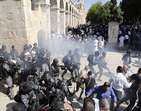 استنكار عربي لاقتحامات المستوطنين للأقصى والاعتداءات