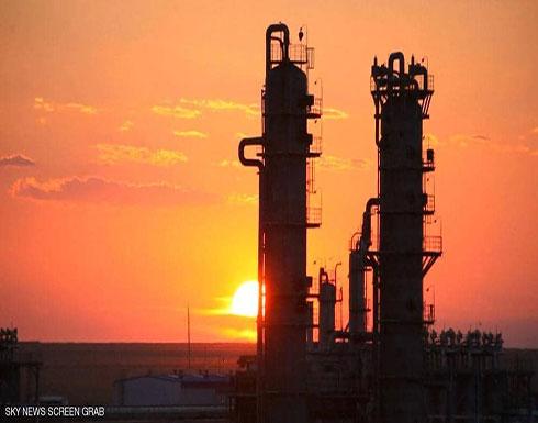 النفط يصعد لذروة شهرين
