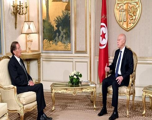 الرئيس التونسي: الحق الفلسطيني ليس صفقة ولا بضاعة أو مجرد سهم في سوق