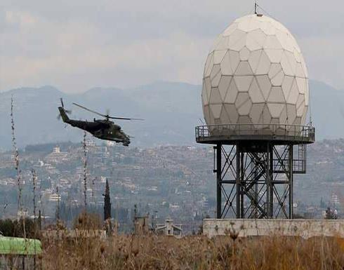 """مصادر سورية: هجوم الثلاثاء """"إلكتروني"""" خدع الرادارات"""