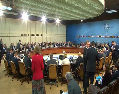 """الناتو ينشئ مركزا لمواجهة """"الإرهاب"""" ويستمع لواشنطن"""