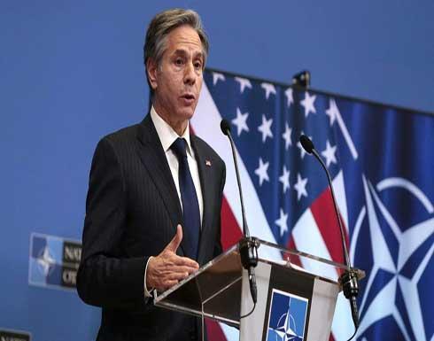 وزيرا خارجية أمريكا وبريطانيا يبحثان الوضع في افغانستان و دعمهما لأوكرانيا