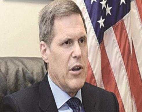 سفير واشنطن باليمن: لا تهاون مع هيمنة إيران