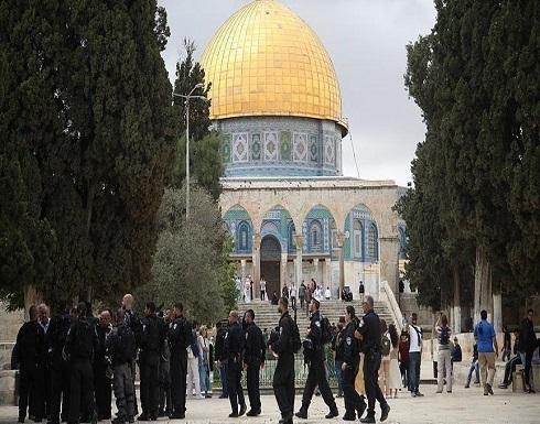 عشرات المستوطنين يجددون اقتحام المسجد الأقصى