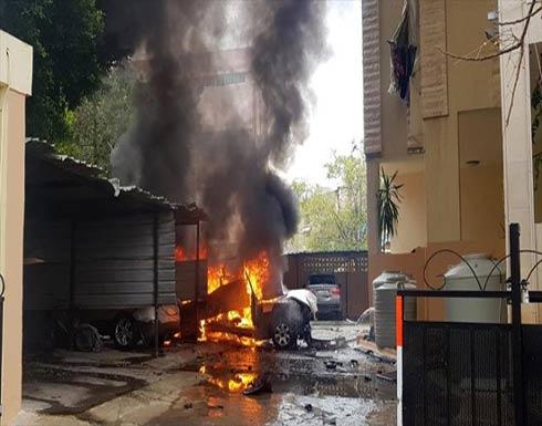 حماس تؤكد إصابة أحد كوادرها بتفجير سيارته جنوبي لبنان