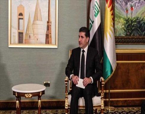 بارزاني : حل خلافات بغداد وأربيل في مصلحة كل العراق