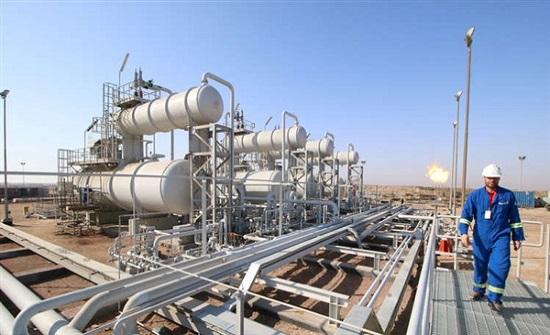 العراق تستأنف تصدير نفط الكركوك إلى الأردن