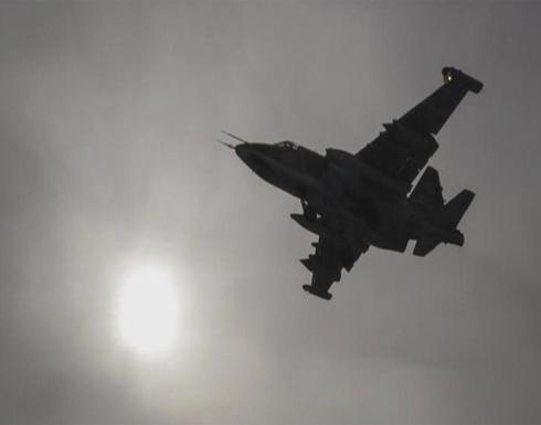 قتلى إيرانيون في قصف طال مطار التيفور العسكري بحمص