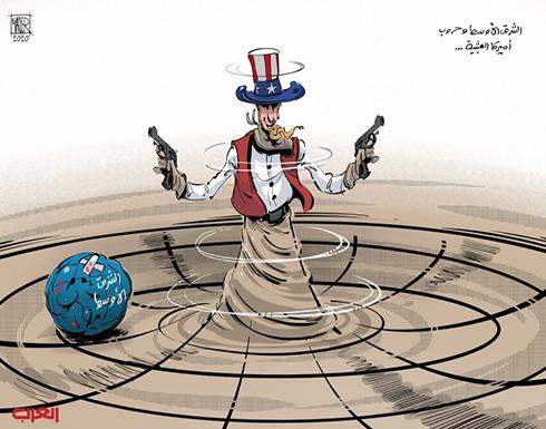 الشرق الأوسط وحروب أميركا العبثية