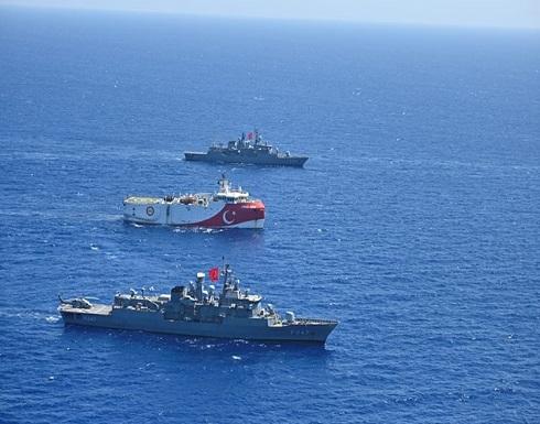 خطوات تركية جديدة بأعمال التنقيب شرق المتوسط.. تفاصيل