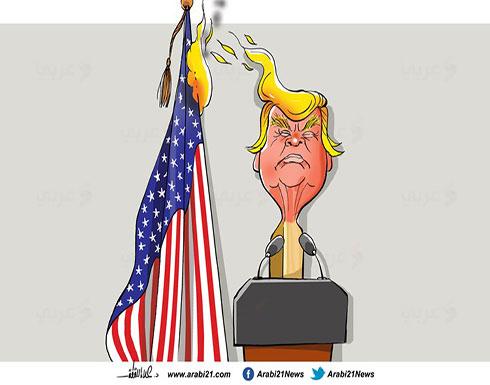 دفاع ترامب عن الشرطة..