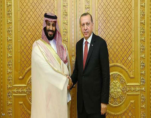 محمد بن سلمان وأردوغان يبحثان التعاون في قضية خاشقجي