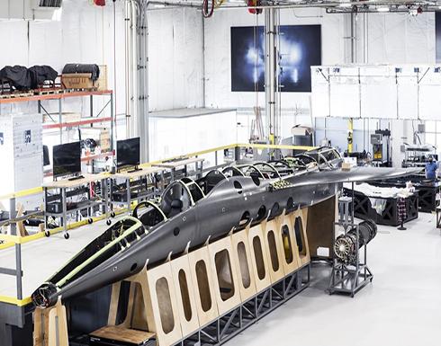 إطلاق طائرة أسرع من الصوت.. رحلاتها التجريبية بهذا الموعد