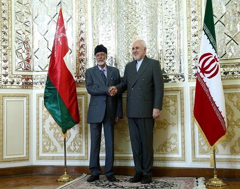 وزير الشؤون الخارجية العُماني يزور طهران للمرة الثانية خلال أسبوعين