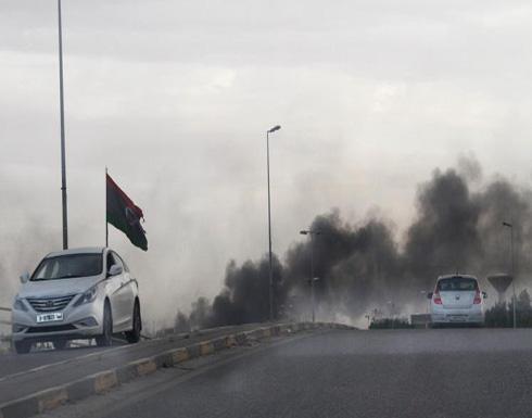 قتلى في اشتباكات شرق العاصمة الليبية