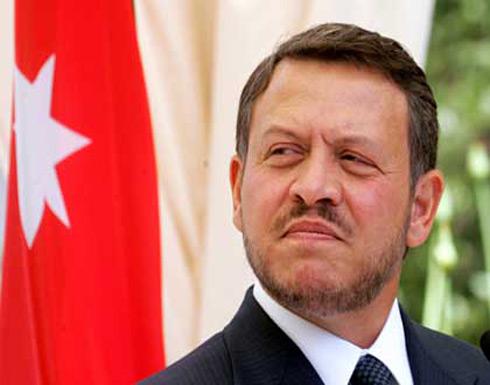 الملك يؤكد على وقوف الأردن الكامل إلى جانب الأشقاء الفلسطينيين