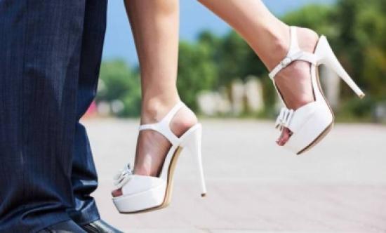 أحذية زفاف غير تقليدية يمكنكِ استخدامها بعد الزواج