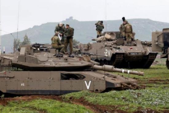 تنظيم الدولة اعتذر لإسرائيل عن إطلاق النار بالجولان