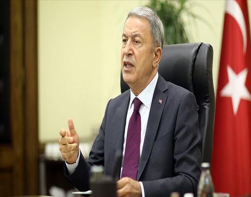 أكار: الإساءة للرئيس التركي لطخة عار في تاريخ صحافة اليونان